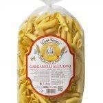 pasta garganelli med æg
