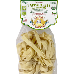 Økologisk pasta pappardelle